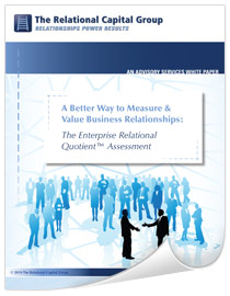 A Better Way to Measure & Value Business Relationships